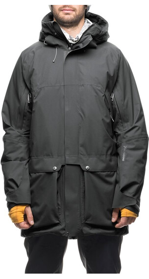 Houdini M's Spheric Parka True Black